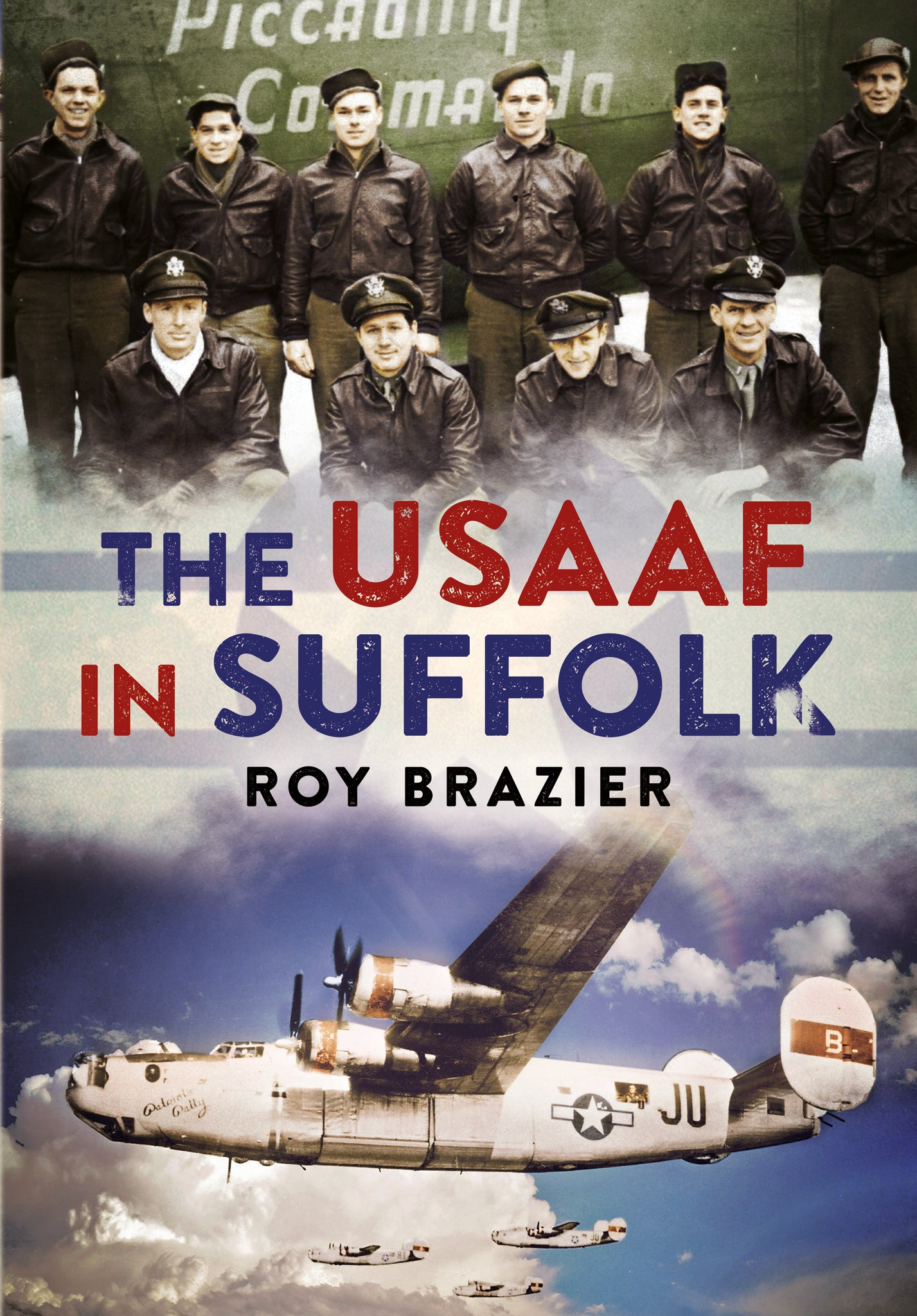 The USAAF in Suffolk