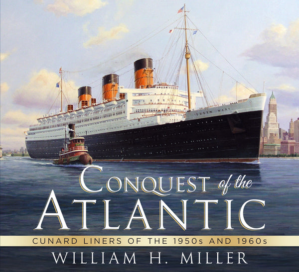 Conquest of the Atlantic - published by Fonthill Media
