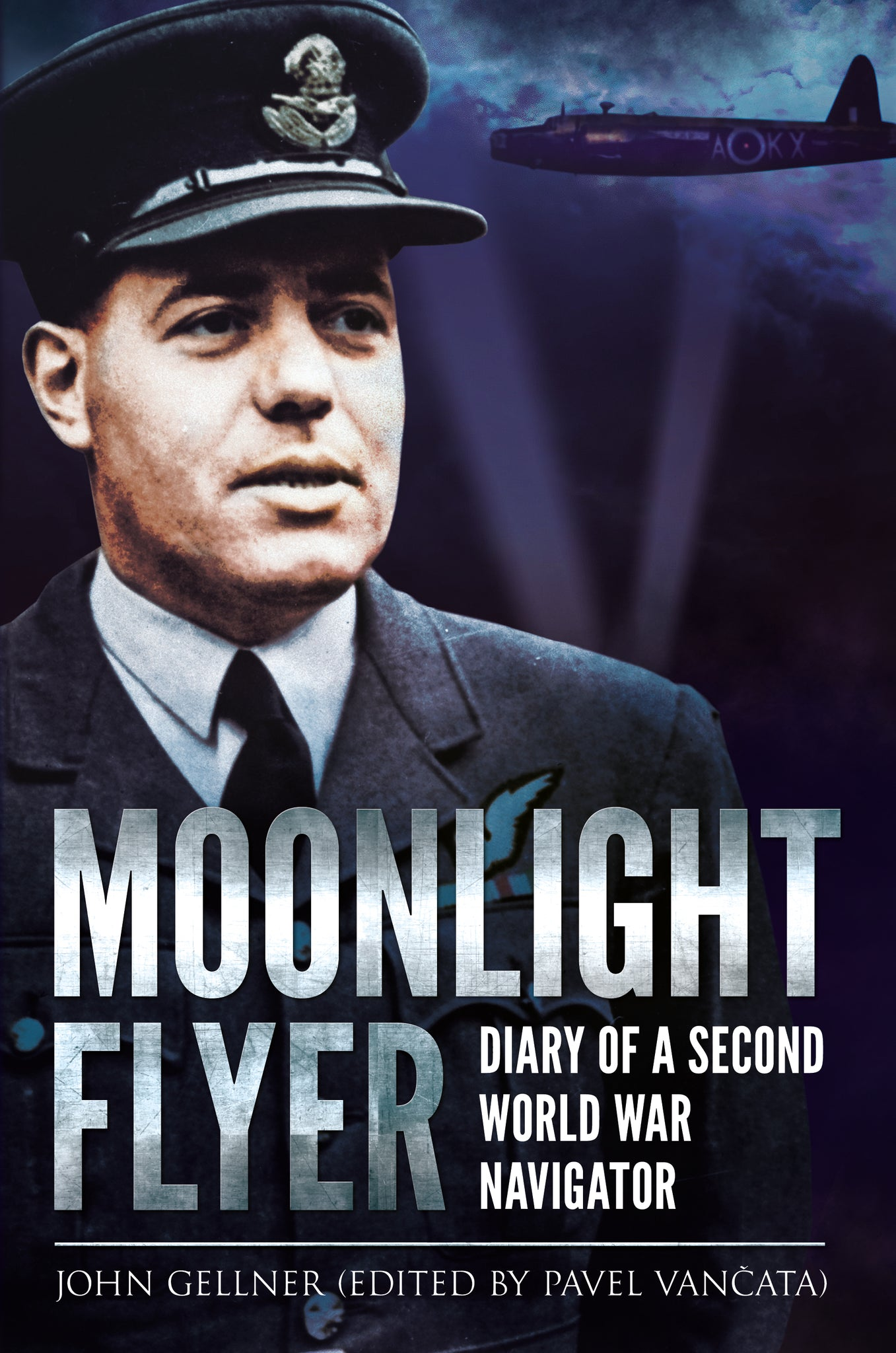Moonlight Flyer: Diary of a Second World War Navigator