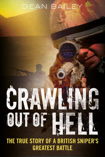 Crawling Out of Hell - published by Fonthill Media