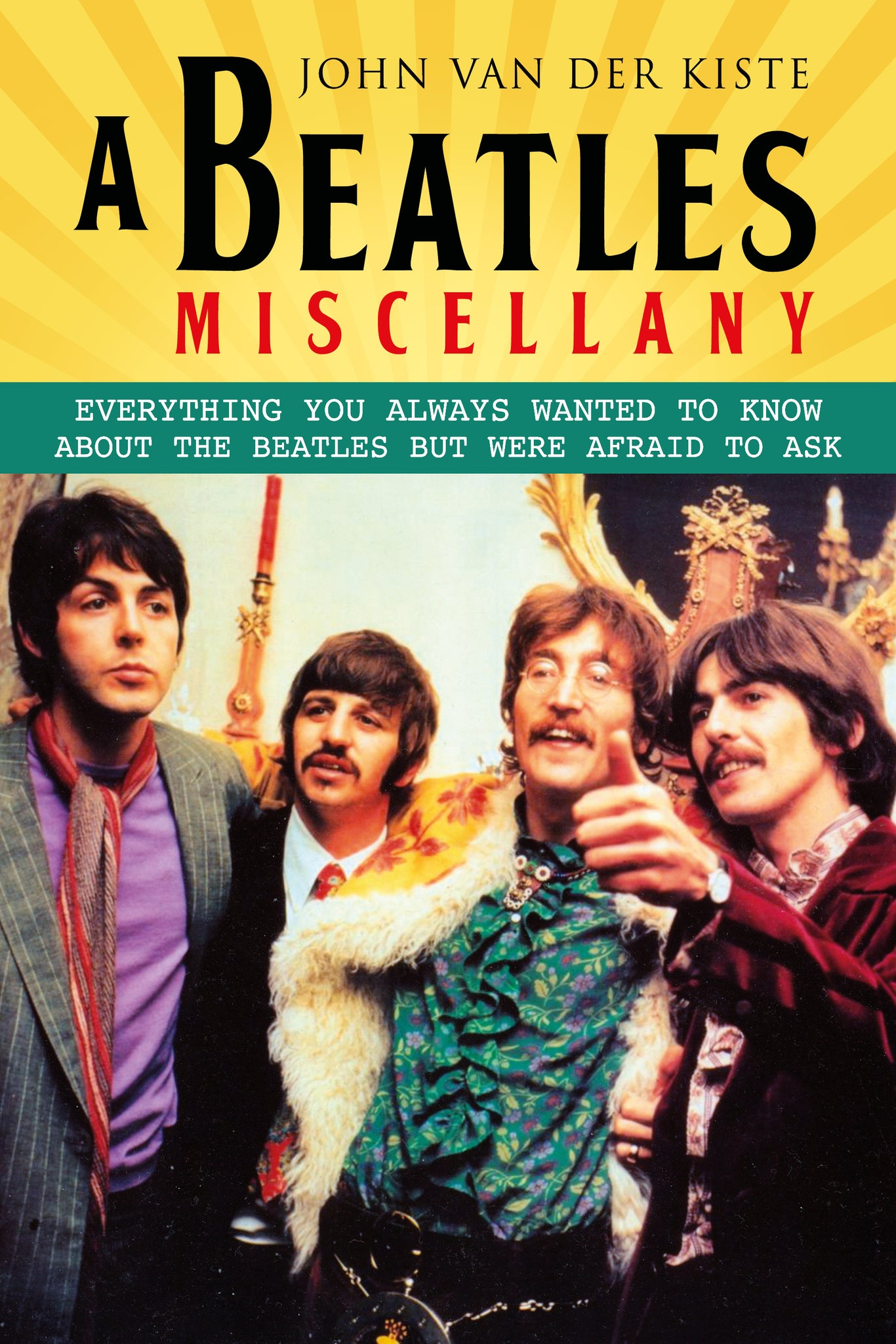 A Beatles Miscellany - available now from Fonthill Media