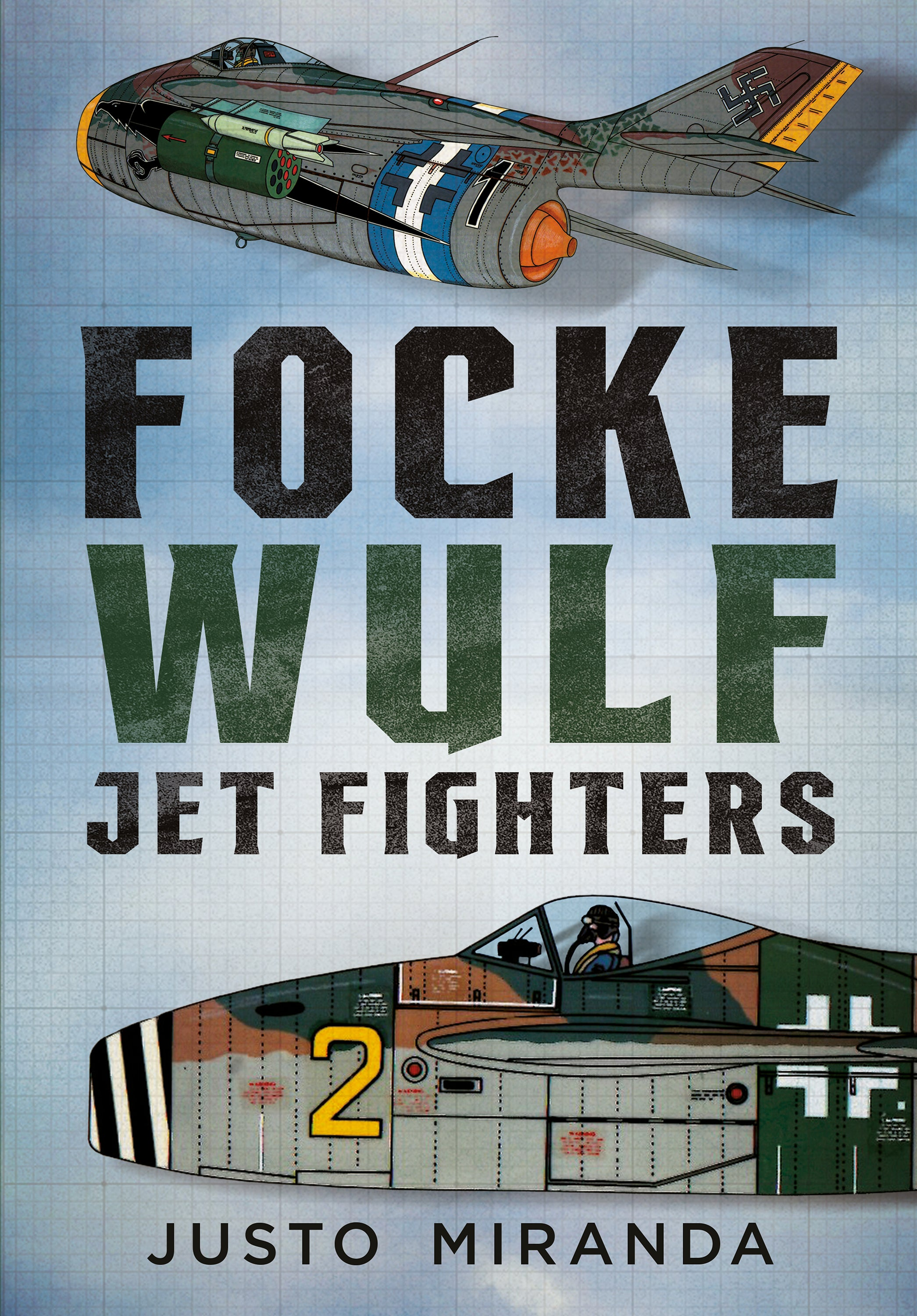 Focke-Wulf Jet Fighters