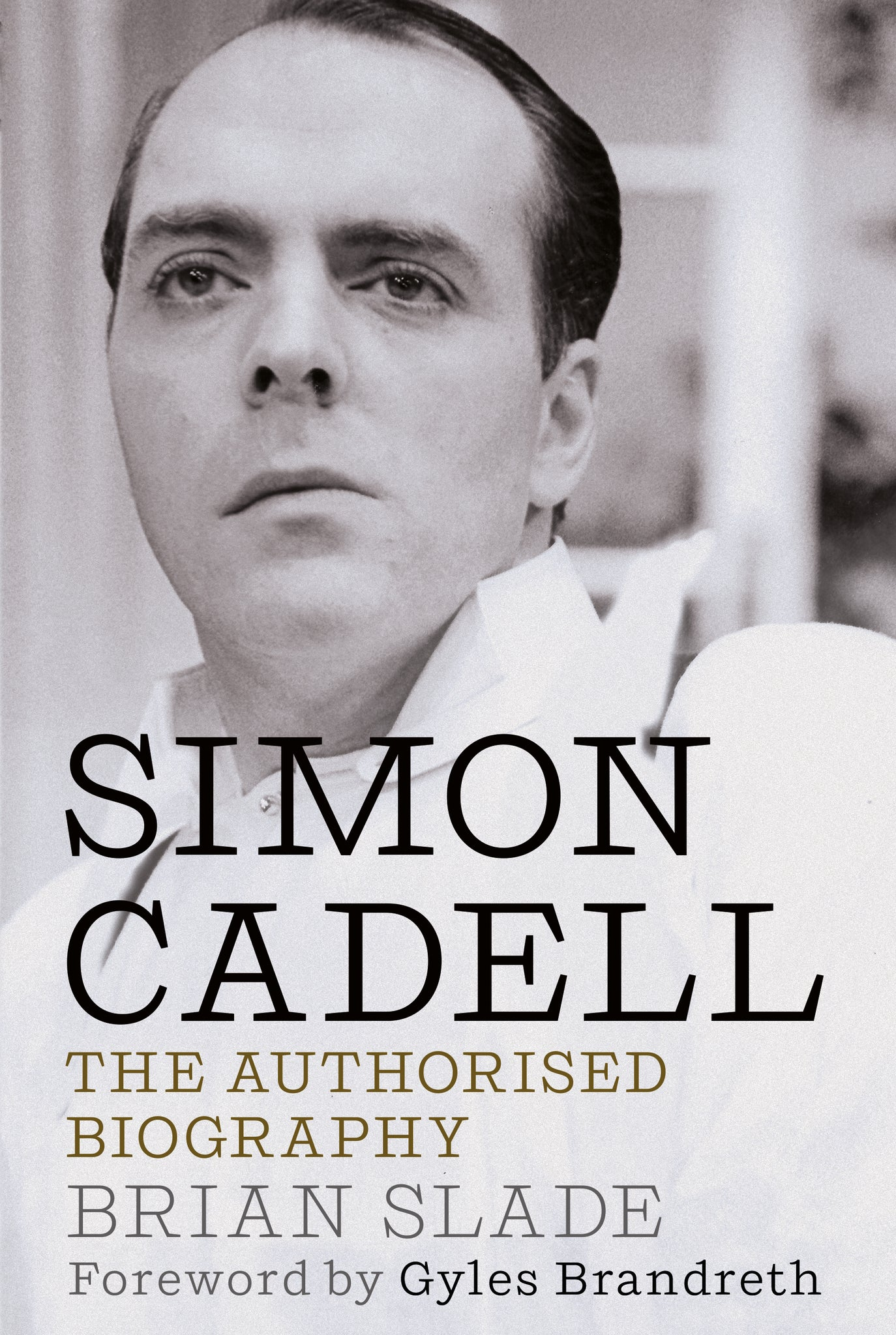Simon Cadell: The Authorised Biography - available now from Fonthill Media