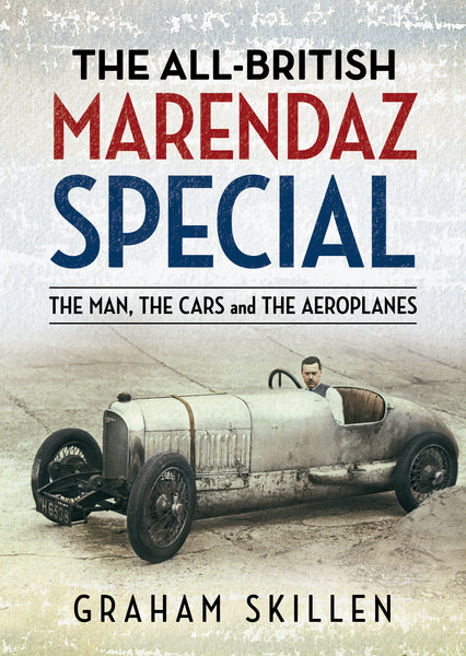 The All-British Marendaz Special - available now from Fonthill Media