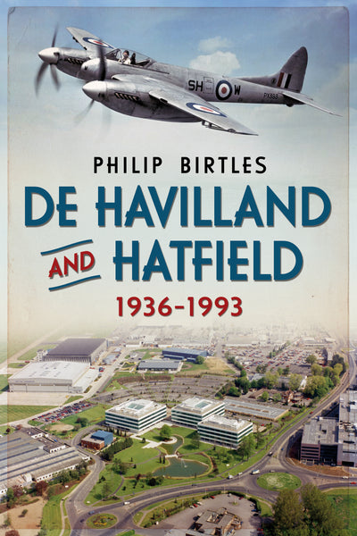 De Havilland and Hatfield: 1936-1993