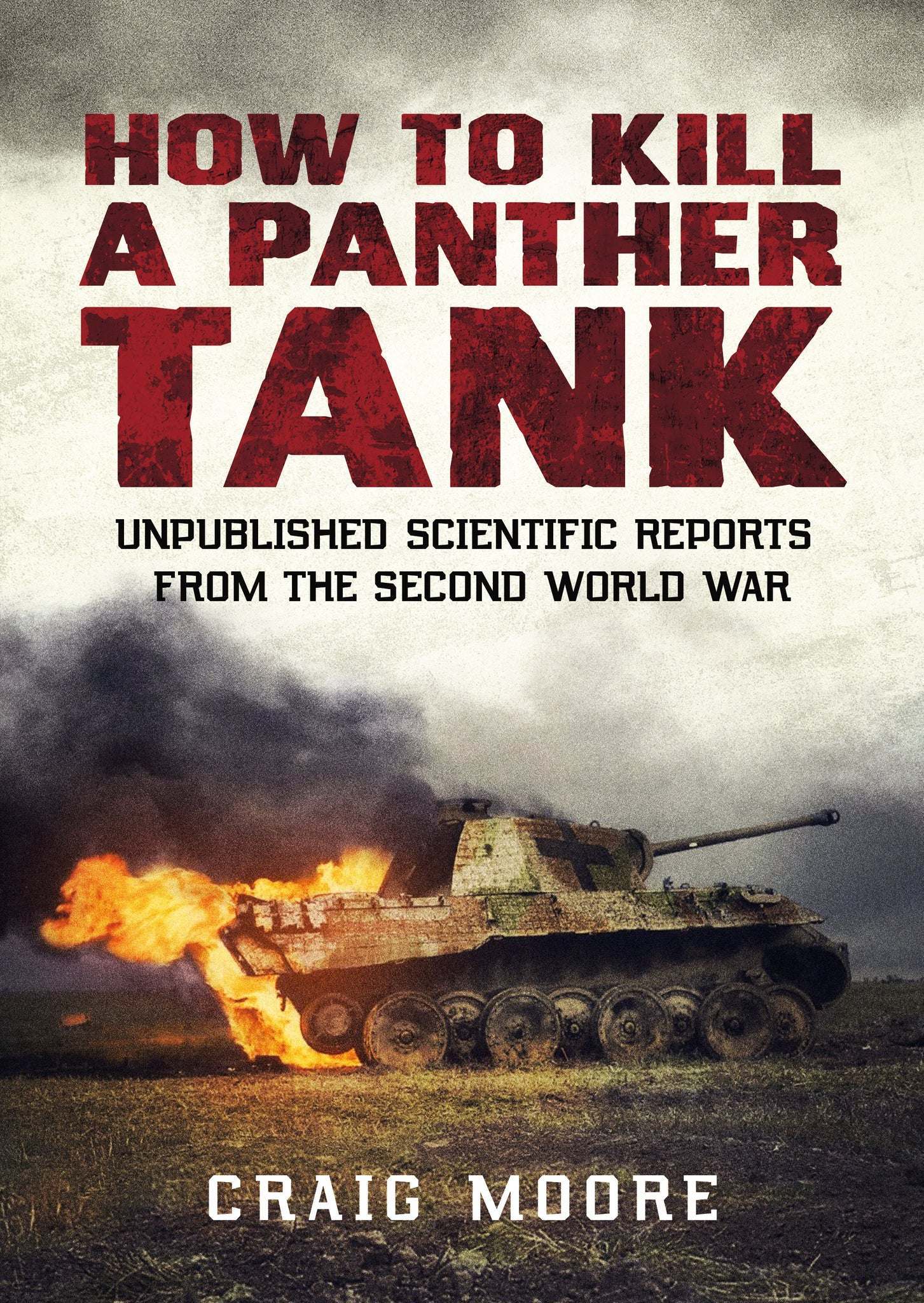 How to Kill a Panther Tank: Unpublished Scientific Reports from the Second World War