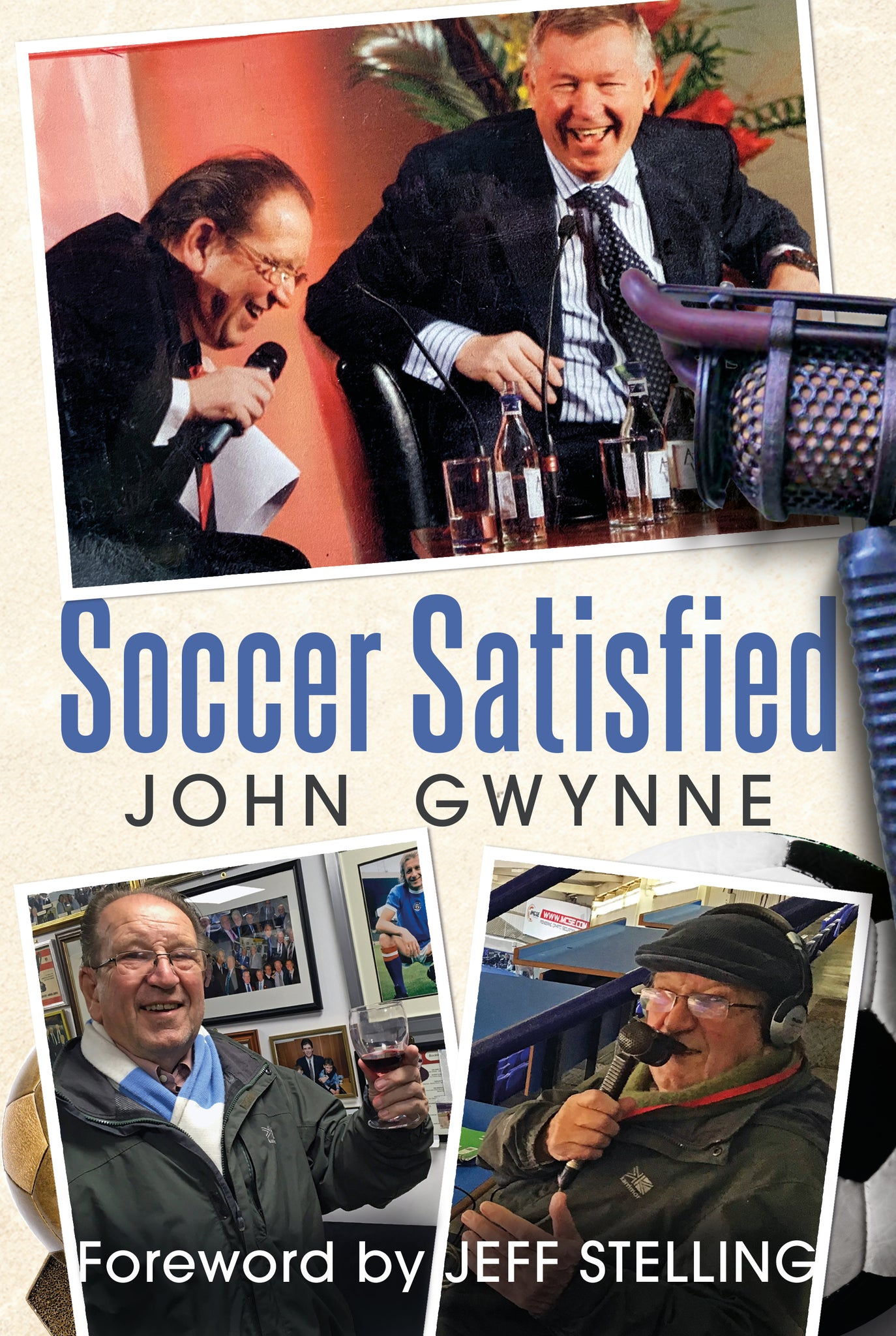 Soccer Satisfied - published by Fonthill Media