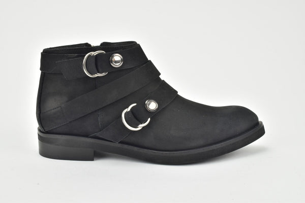 ANKLE BOOTS -  Una Donna Shop