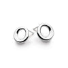 Kit Heath Bevel Cirque Small Stud Earrings