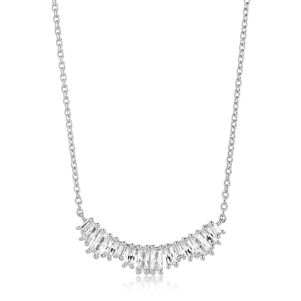 SIF JAKOBS ANTELLA GRANDE NECKLACE SILVER