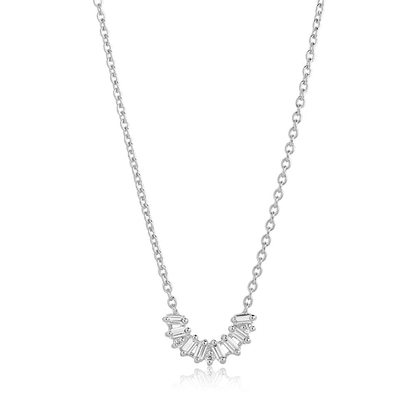 SIF JAKOBS ANTELLA NECKLACE SILVER
