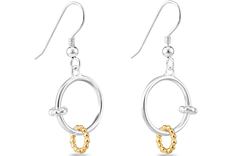 Garrett Mallon Lenna Drop Earrings