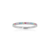 SIF JAKOBS ELLERA RING MULTICOLOURED