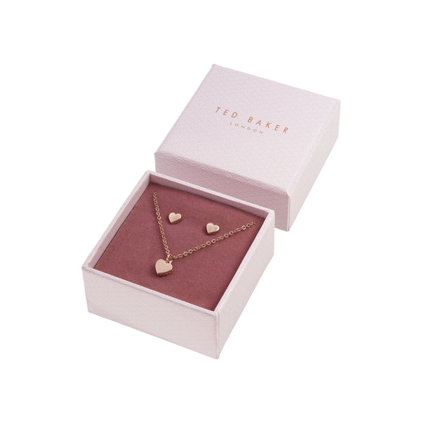 AMORIA: SWEETHEART GIFT SET ROSE GOLD