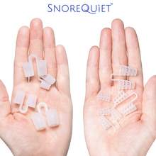 SnoreVents™ Anti Snoring Nose Dilators Device - 8 Pack