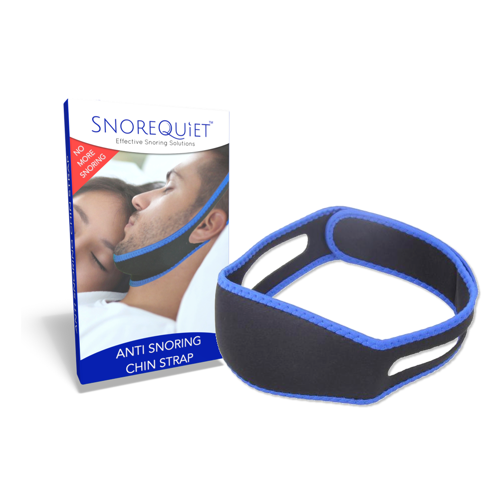 anti snoring chin strap my snoring solution