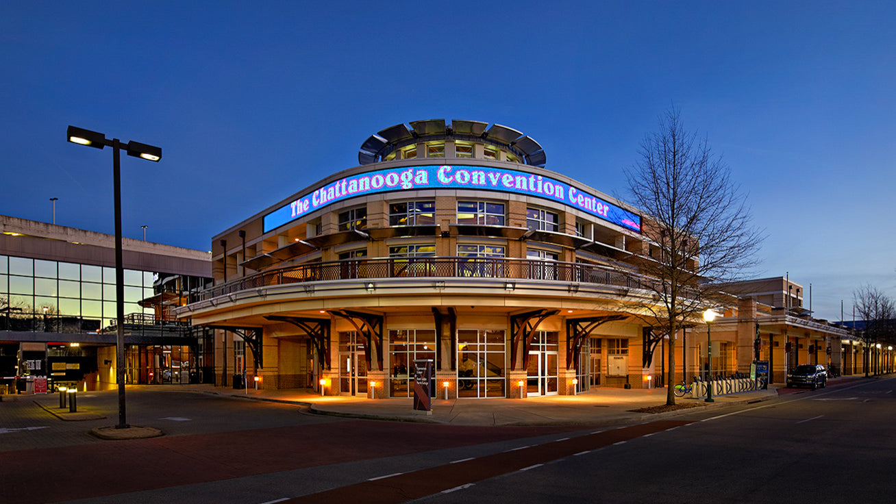 Chattanooga Convention Center TN Tennesse Hemp Expo 2020