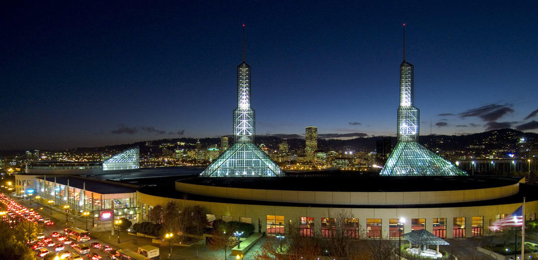 Oregon Convention Center Hemp World Expo Portland 2020