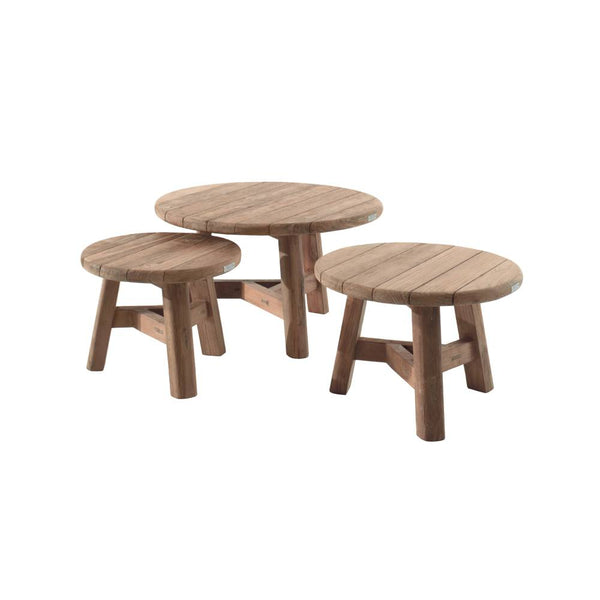 Masuta de cafea din metal Inesh Purple Coffee Table