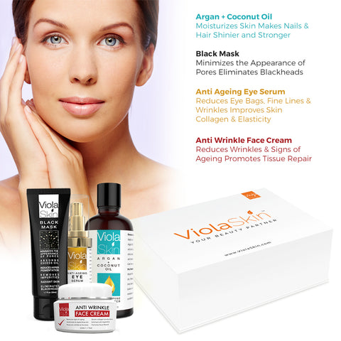 ULTIMATE Skin Care Regimen Kit (Full Size)