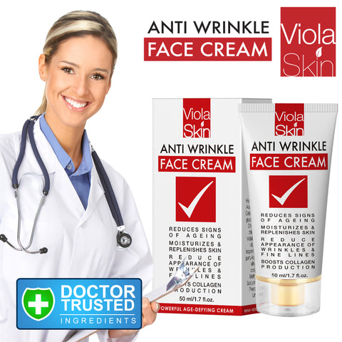 Anti Wrinkle Face Cream