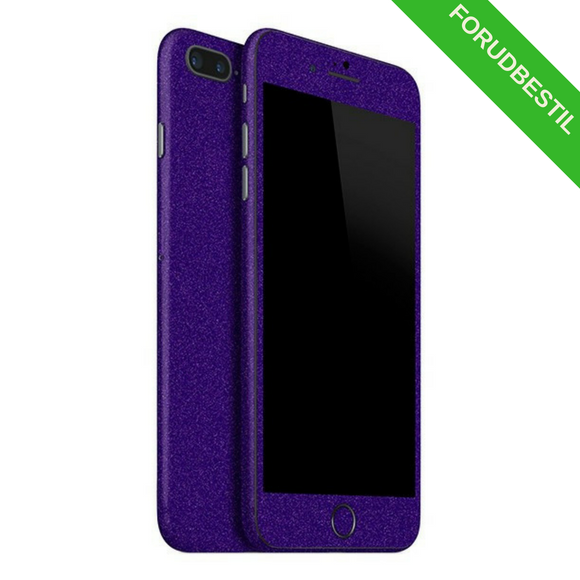 IPHONE 8 Plus GLIMMER FOLIE/SKIN PIGE KOLLEKTION