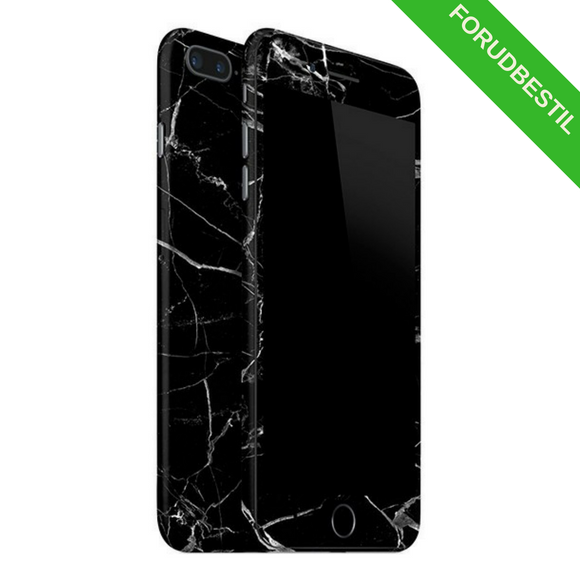 IPHONE 8 plus MARMOR-BETON FOLIE/SKIN KOLLEKTION