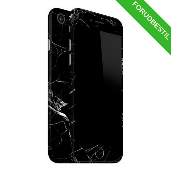 IPHONE 8 MARMOR-BETON FOLIE/SKIN KOLLEKTION