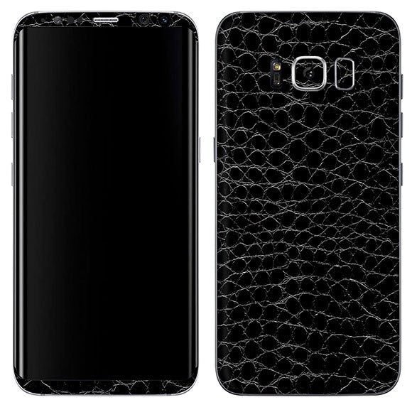 GALAXY S8 LÆDER FOLIE/SKIN KOLLEKTION