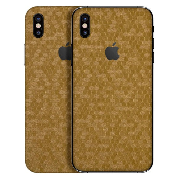 Bikage-Honeycomb-Skin/Folie-iPhone X