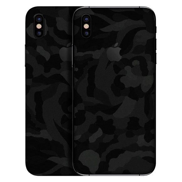IPHONE X CAMOUFLAGE SKIN