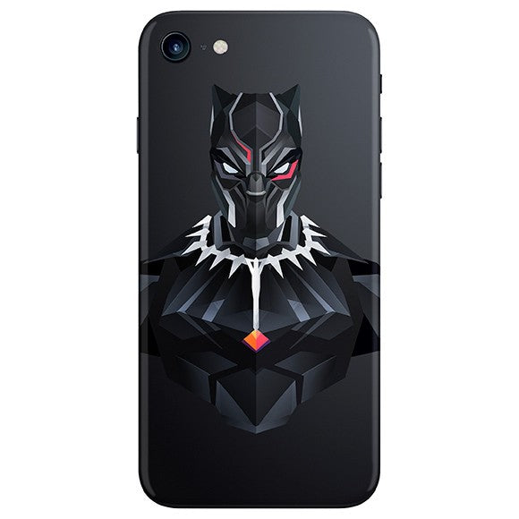 IPHONE 8 MIDTNIGHT WARRIOR SKIN
