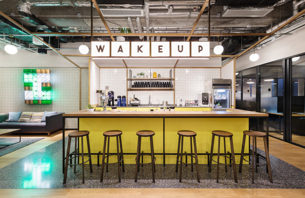 Wework cuts out meat