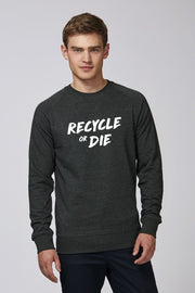 Recycled Organic Sweatshirt - Future Humans