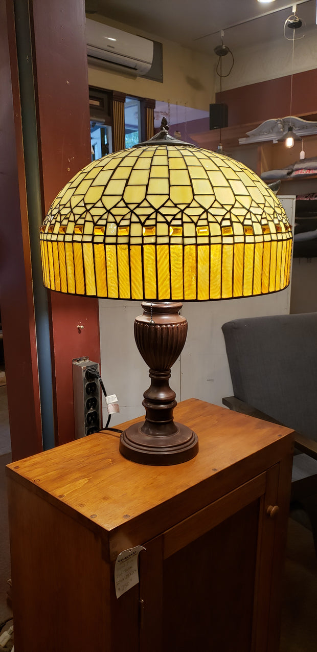 Stained Glass Lamp
