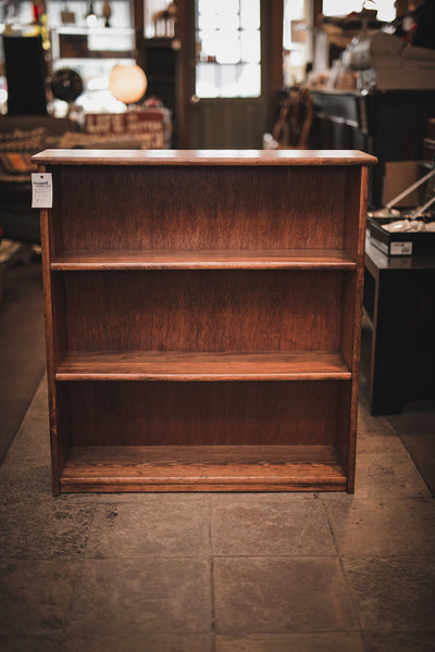 Custom Solid Pine Bookcase 3ft