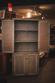 Custom Solid Pine Cabinet 6ft- 4 Doors