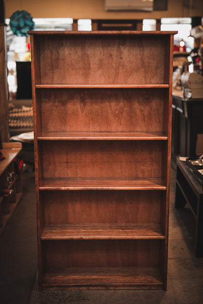 Custom Solid Pine Bookcase 5ft