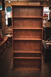 Custom Solid Pine Bookcase 6ft