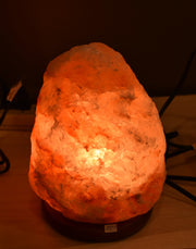 Himalayan Magic Rock Salt Lamp