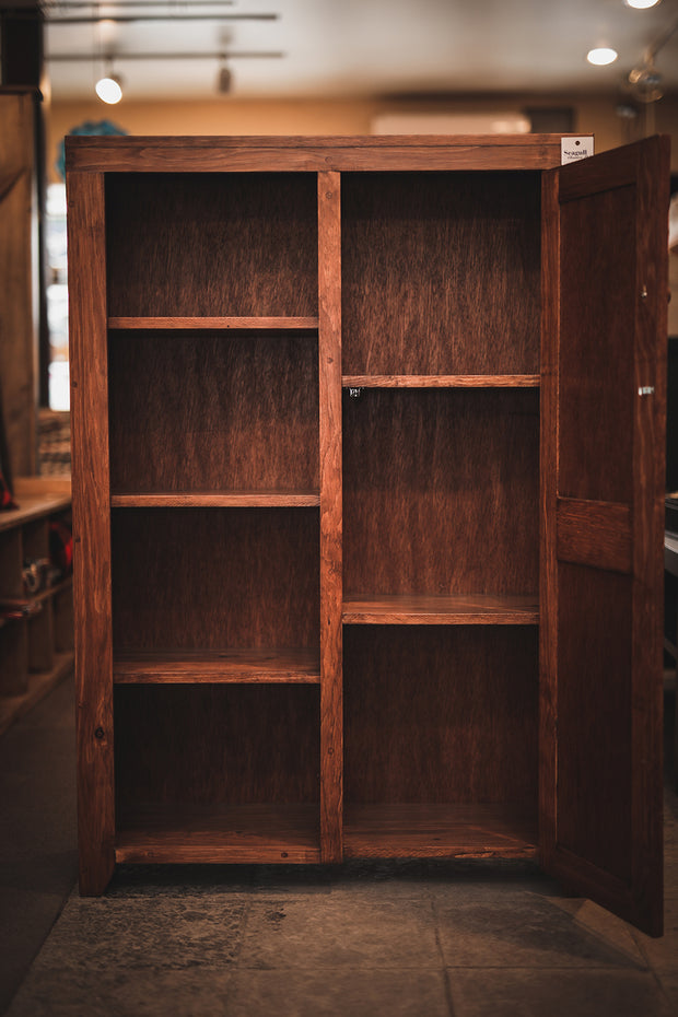 Custom Solid Pine Cabinet - Single Door