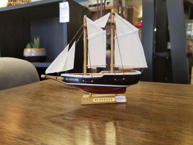 Display Model Boats