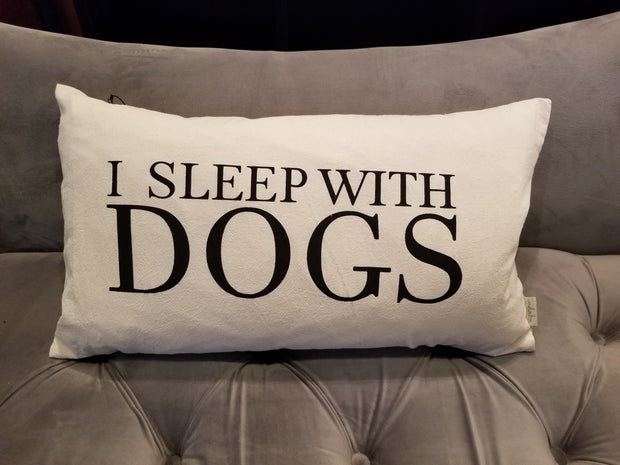 Wordy Pillows