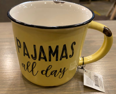 Pajama's All Day Mug