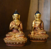 Miniature Buddhist Statue