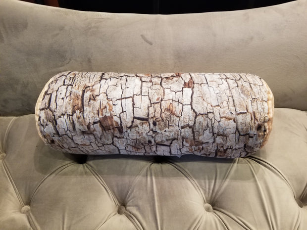 Wood Print Pillows