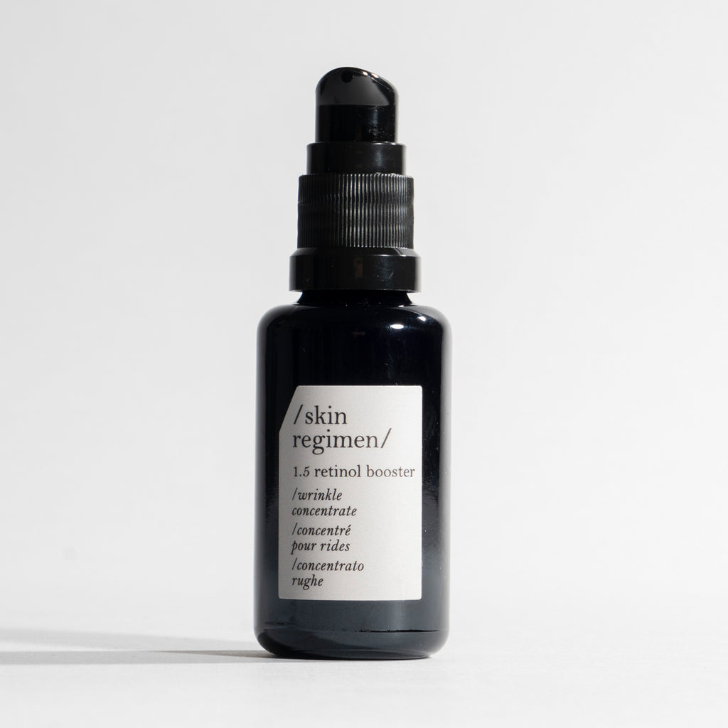 retinol bottle