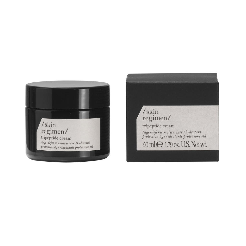 container and box of skin regimen's anti pollution face moisturizer