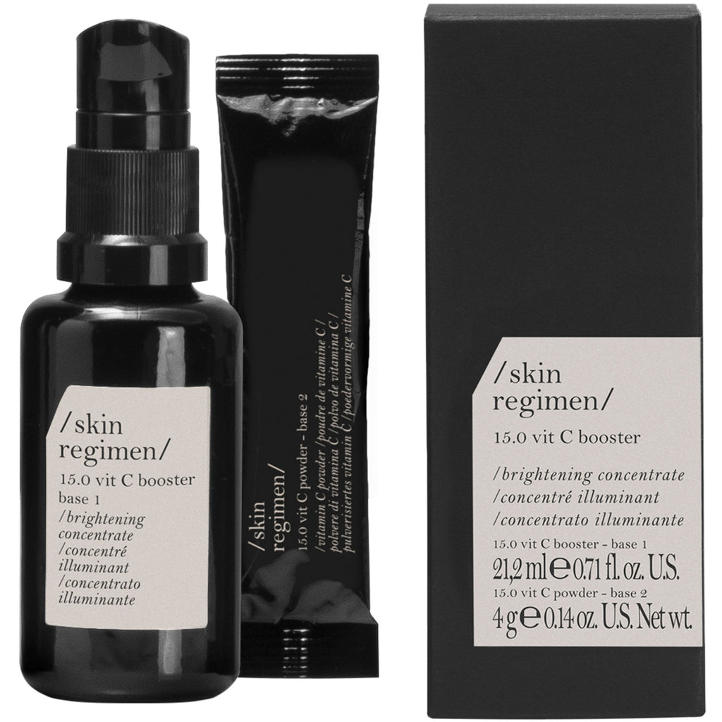 skin regimen's natural vitamin c serum
