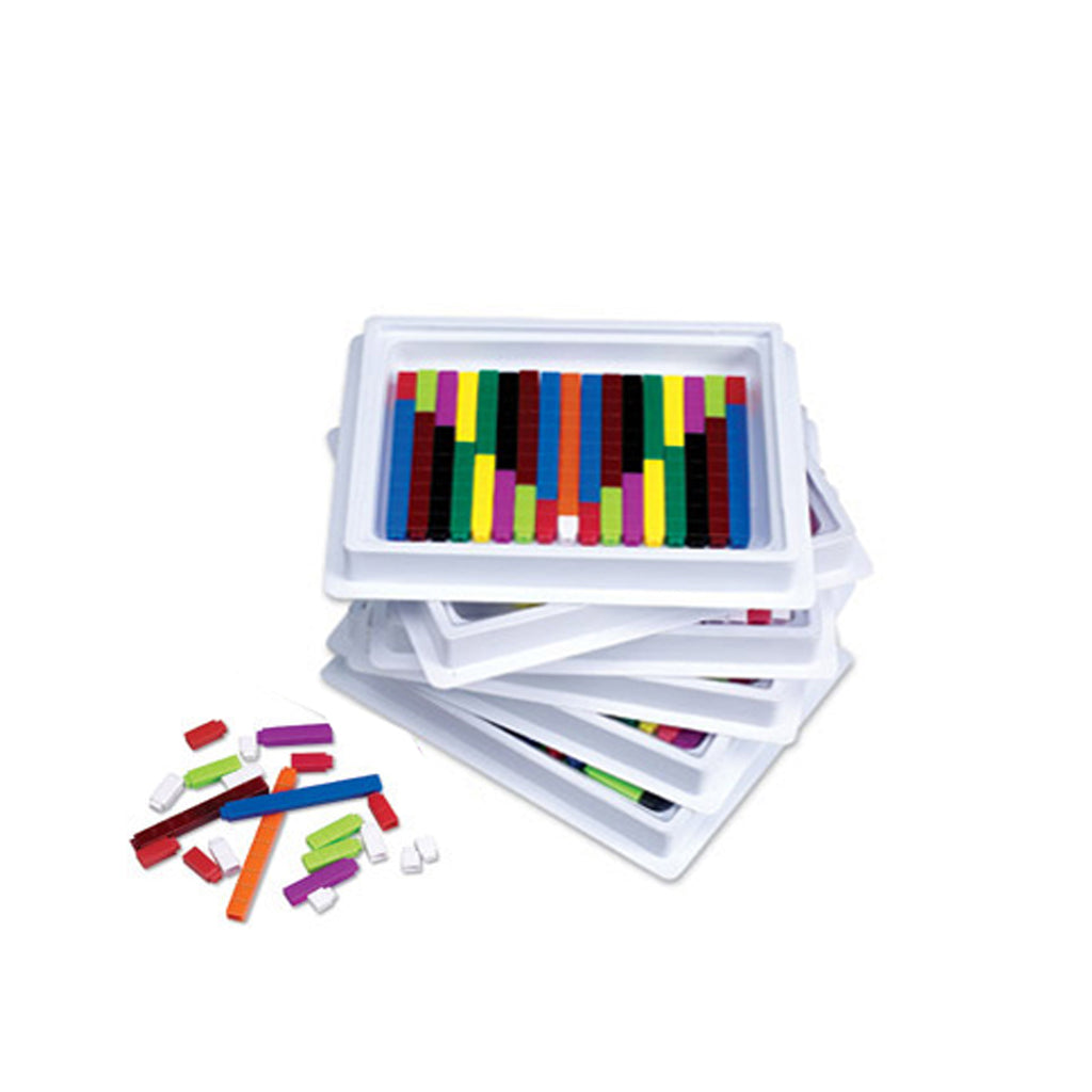 BARRITAS CUISENAIRE SETS 6 GRUPAL